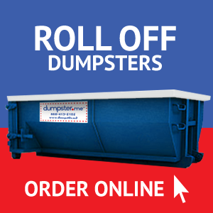 Gift Cards and Coupons for Dumpster Rentals – (888) 413-5105 Toll Free – Dumpster, Residential Roll Off Dumpster, Front Load Equipment, Commercial Dumpster