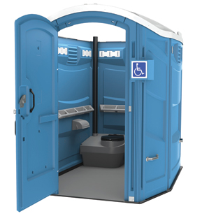ADA Handicap Toilet - Gift Cards and Coupons for Dumpster Rentals – (888) 413-5105 Toll Free – Dumpster, Residential Roll Off Dumpster, Commercial Dumpster, Portable Sanitation and Toilets